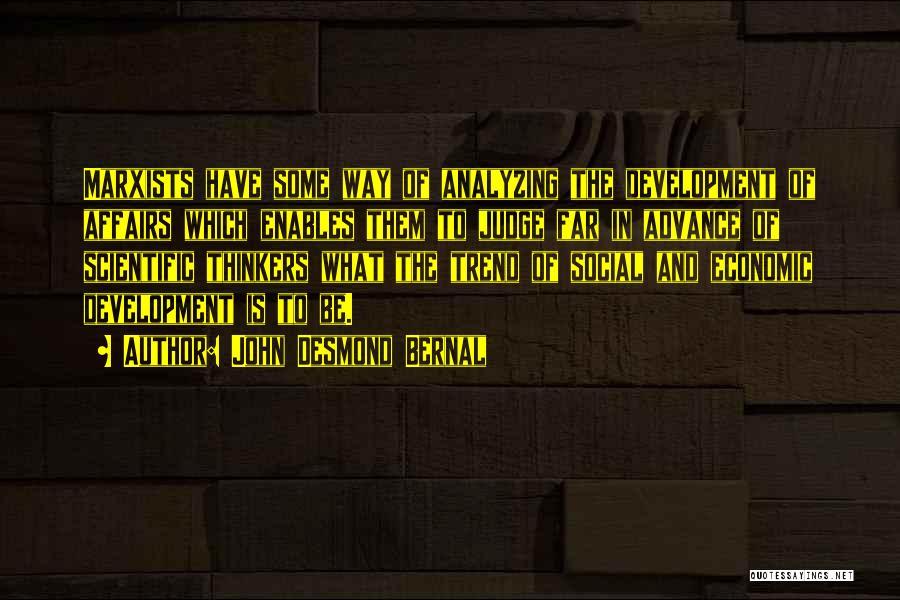 John Desmond Bernal Quotes 294152
