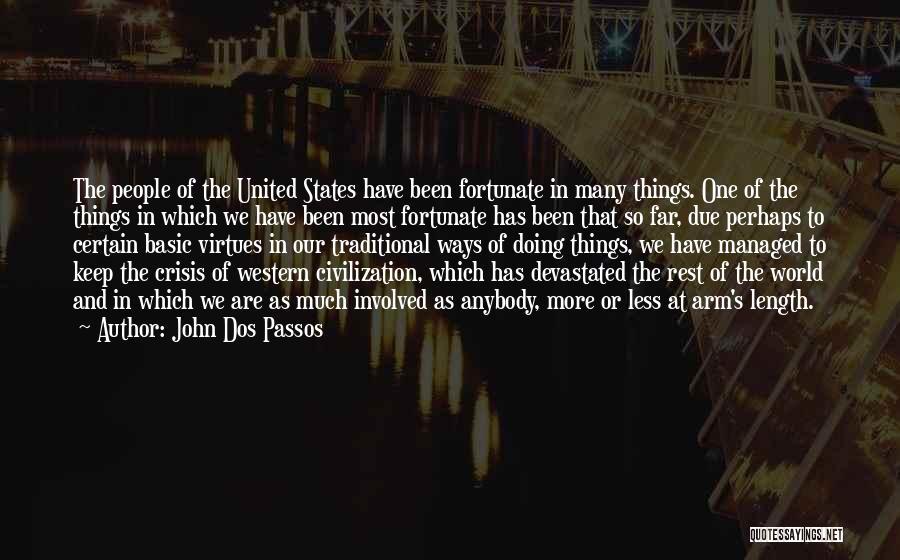 John Dos Passos Quotes 1297015