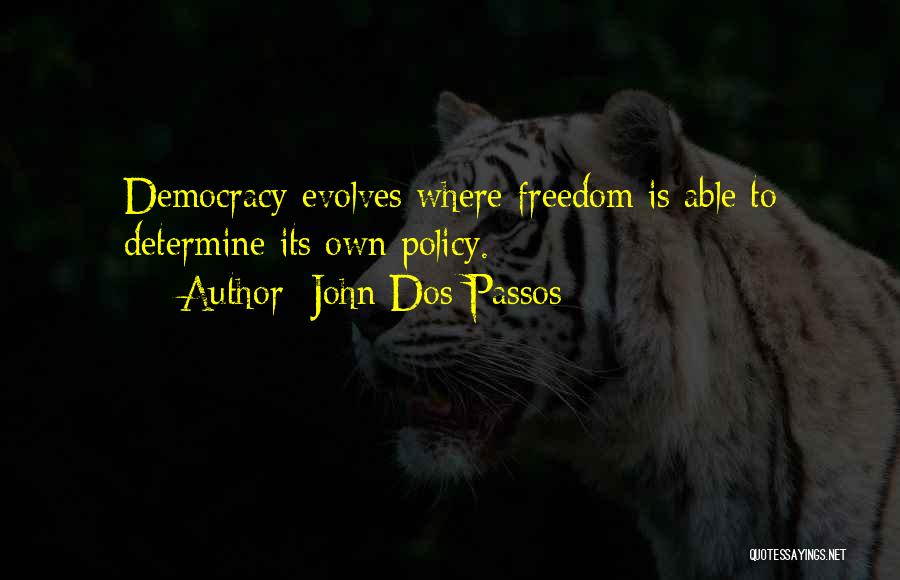 John Dos Passos Quotes 1443652