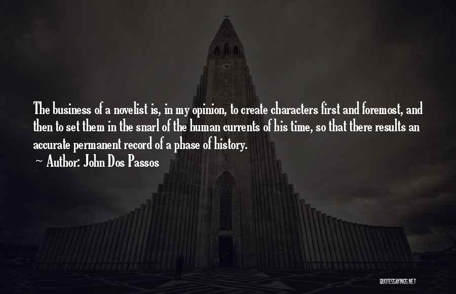 John Dos Passos Quotes 1587209