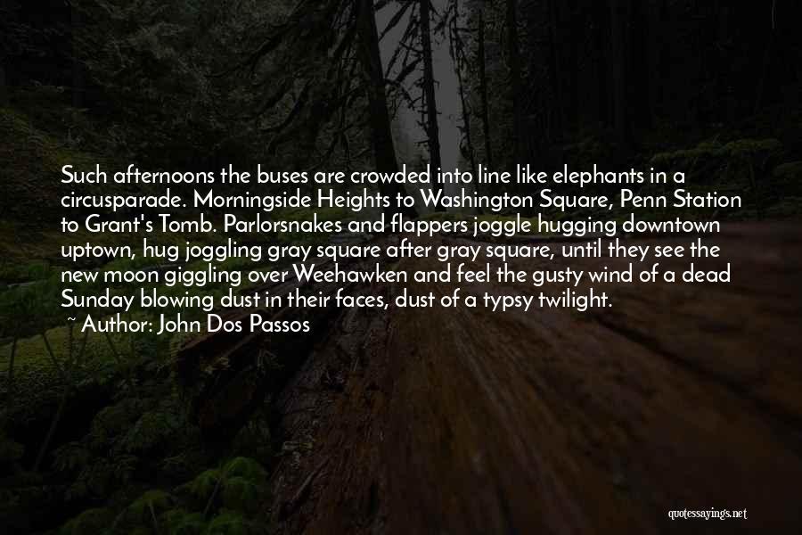 John Dos Passos Quotes 1748527