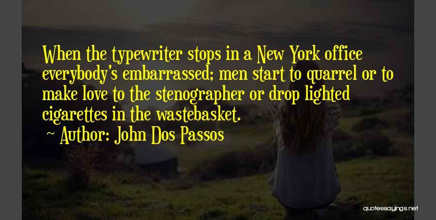 John Dos Passos Quotes 1832020