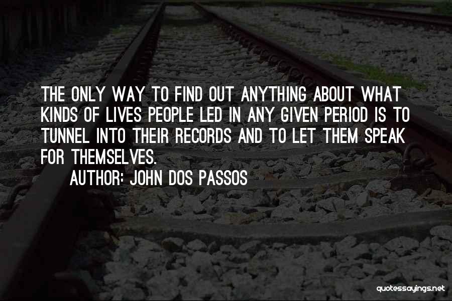 John Dos Passos Quotes 231155