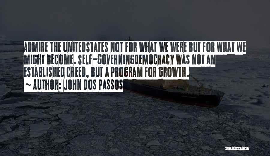 John Dos Passos Quotes 318749