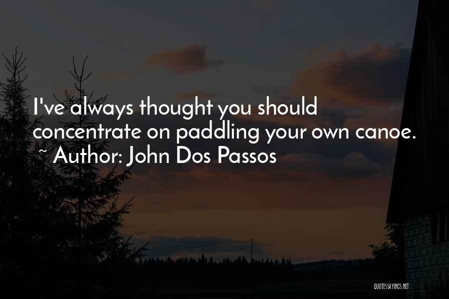 John Dos Passos Quotes 356489