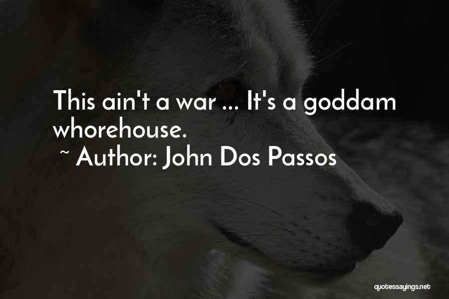 John Dos Passos Quotes 640021