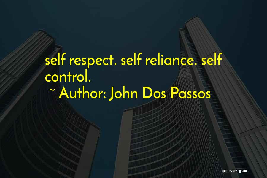 John Dos Passos Quotes 838290