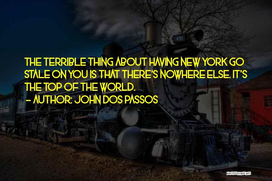 John Dos Passos Quotes 908938
