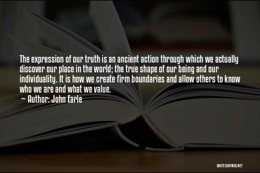John Earle Quotes 1276906