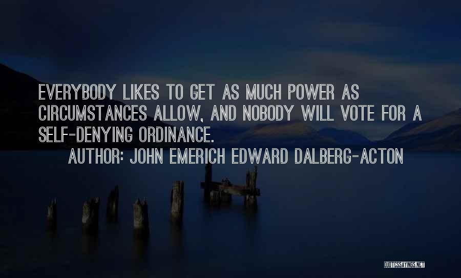 John Emerich Edward Dalberg-Acton Quotes 1333457