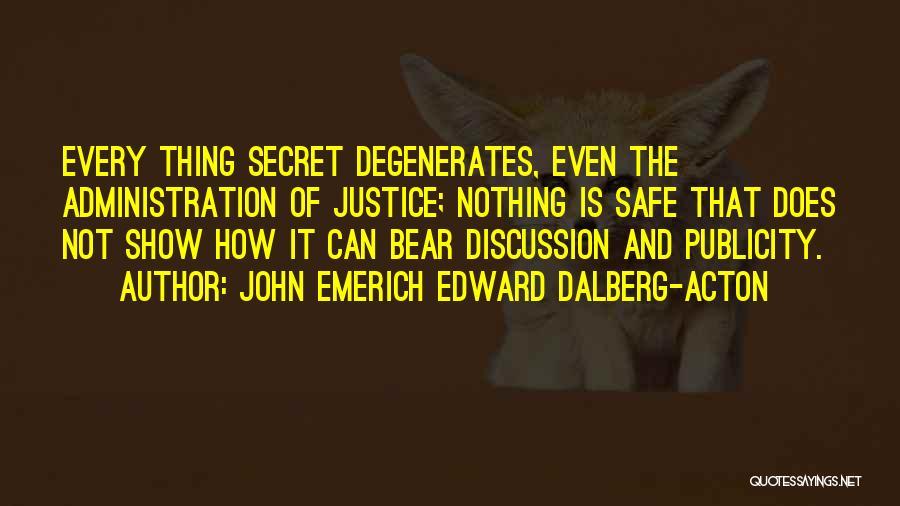 John Emerich Edward Dalberg-Acton Quotes 1730794