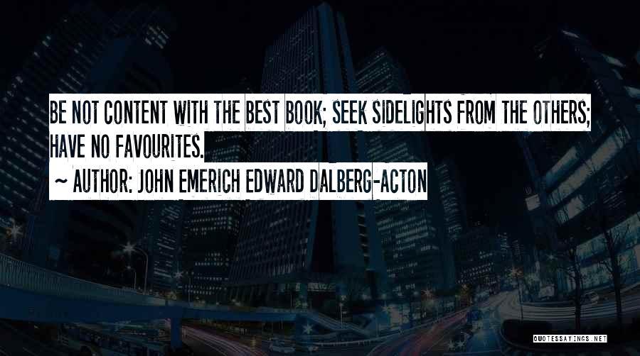 John Emerich Edward Dalberg-Acton Quotes 1787867