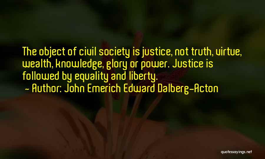 John Emerich Edward Dalberg-Acton Quotes 2268000