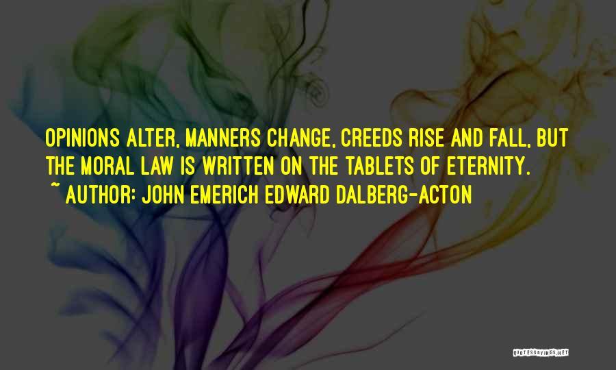 John Emerich Edward Dalberg-Acton Quotes 745120