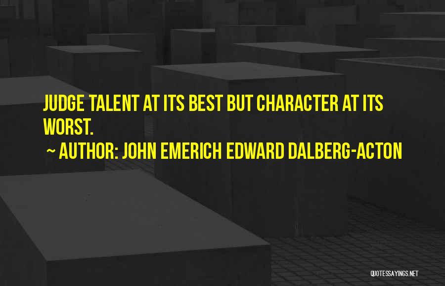 John Emerich Edward Dalberg-Acton Quotes 787602