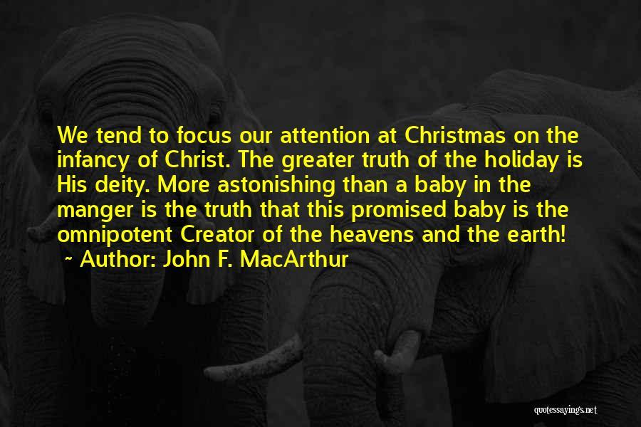 John F. MacArthur Quotes 118082