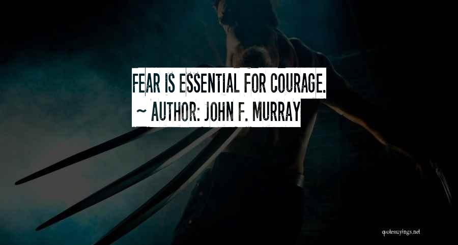 John F. Murray Quotes 1978287