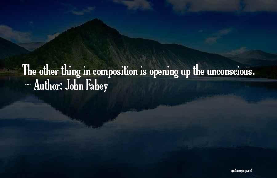 John Fahey Quotes 689292