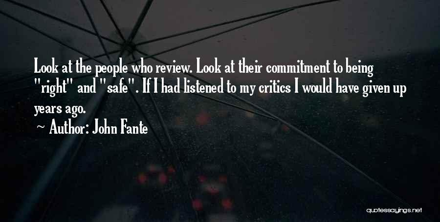 John Fante Quotes 1012972