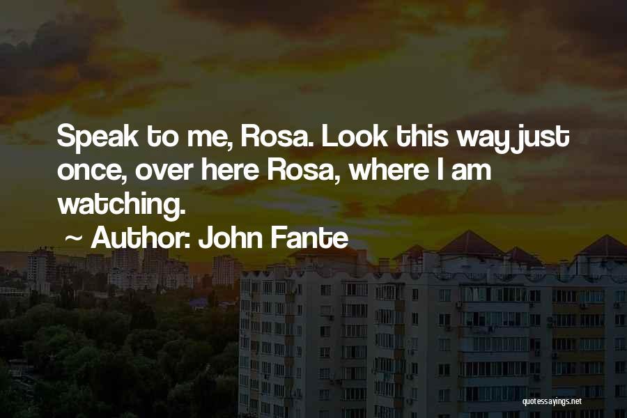 John Fante Quotes 1143046