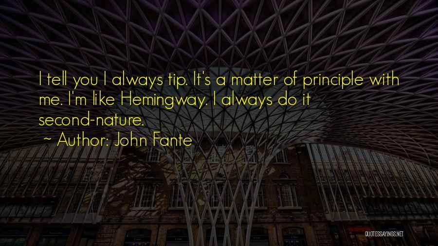 John Fante Quotes 1144065
