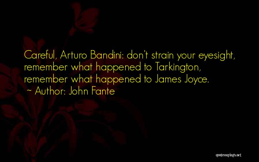 John Fante Quotes 1146107