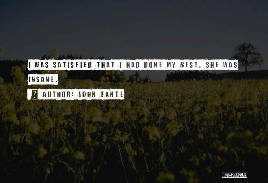John Fante Quotes 1229114