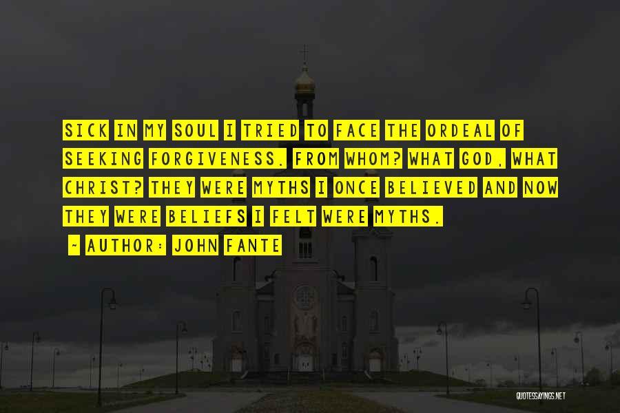 John Fante Quotes 1263097