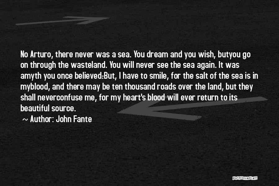 John Fante Quotes 1395786