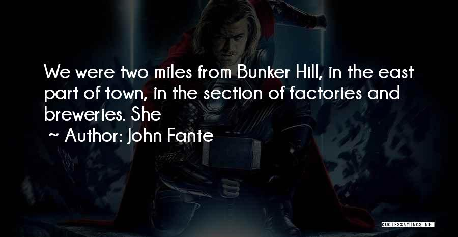 John Fante Quotes 1692966