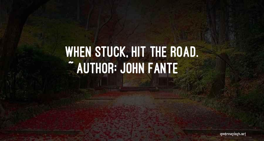 John Fante Quotes 1757226