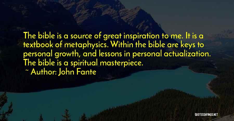 John Fante Quotes 1824959