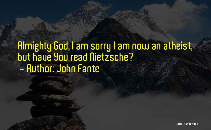 John Fante Quotes 2203399
