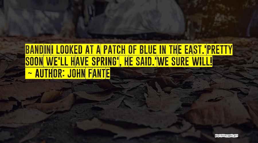 John Fante Quotes 2217805
