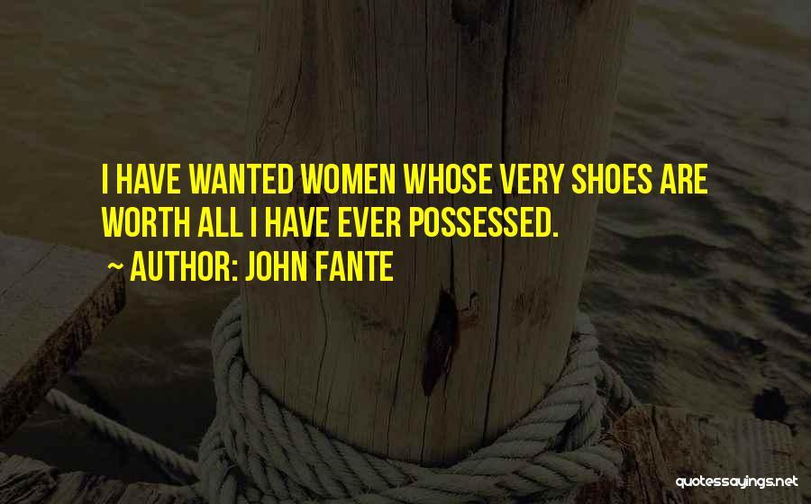 John Fante Quotes 453855