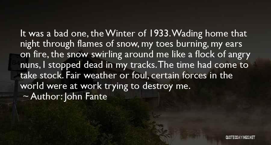 John Fante Quotes 805862