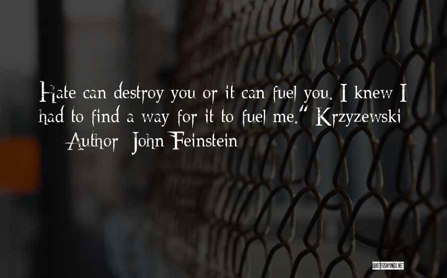 John Feinstein Quotes 1254921