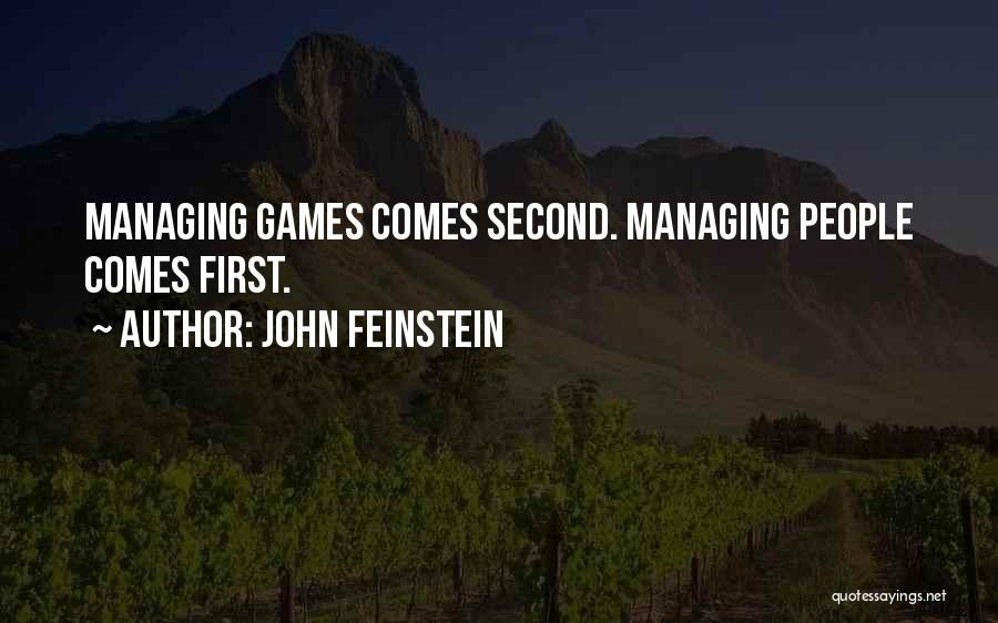 John Feinstein Quotes 1604039