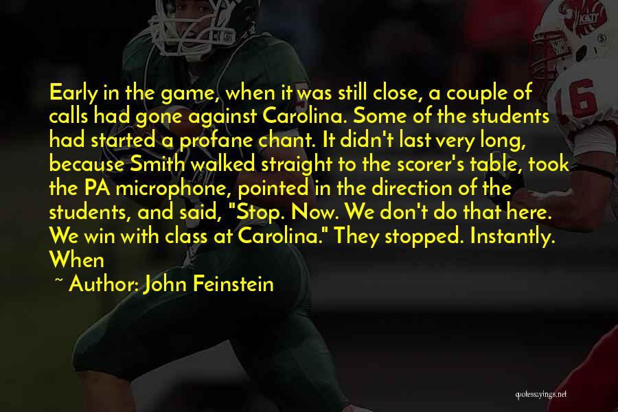 John Feinstein Quotes 1658146
