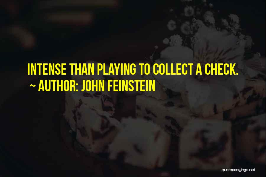 John Feinstein Quotes 1770334