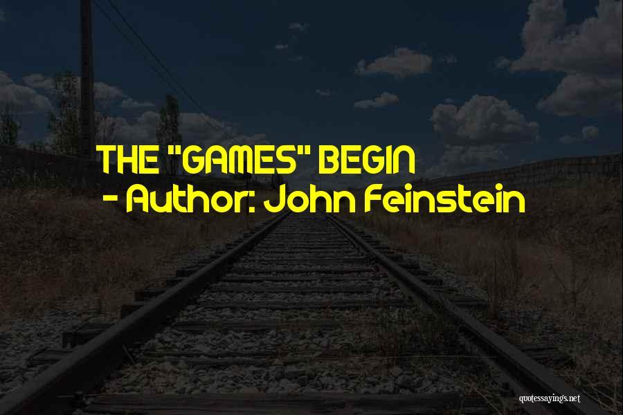 John Feinstein Quotes 2142218
