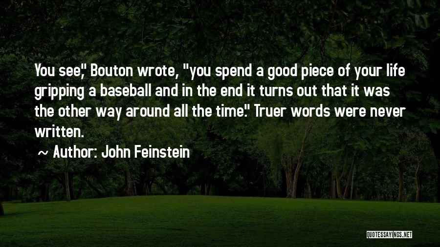 John Feinstein Quotes 594239