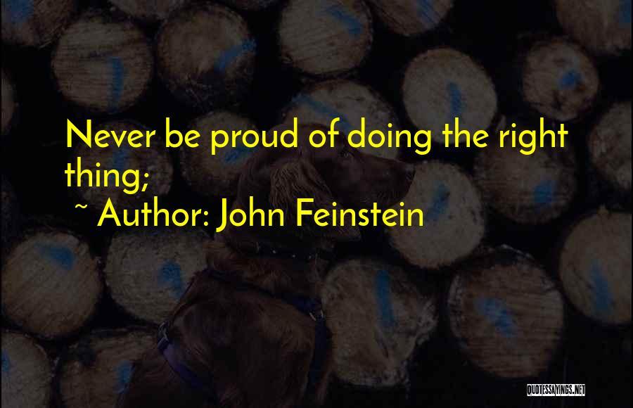 John Feinstein Quotes 971906