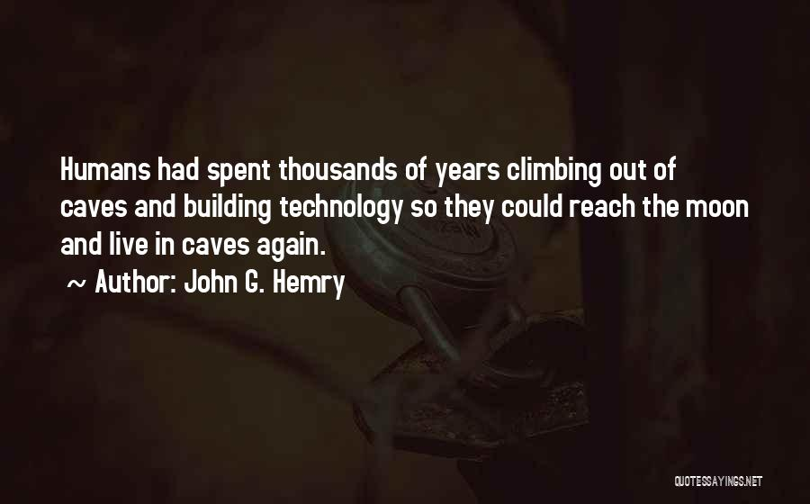 John G. Hemry Quotes 1412779