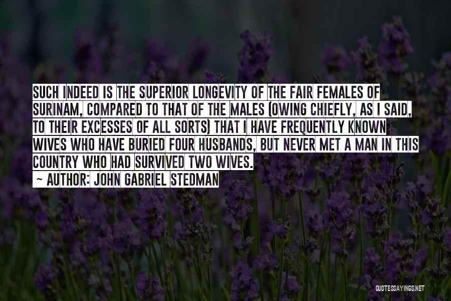 John Gabriel Stedman Quotes 388815