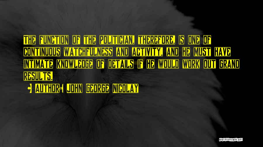 John George Nicolay Quotes 2112951