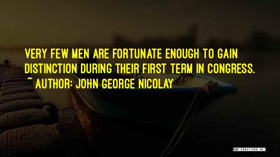 John George Nicolay Quotes 691125