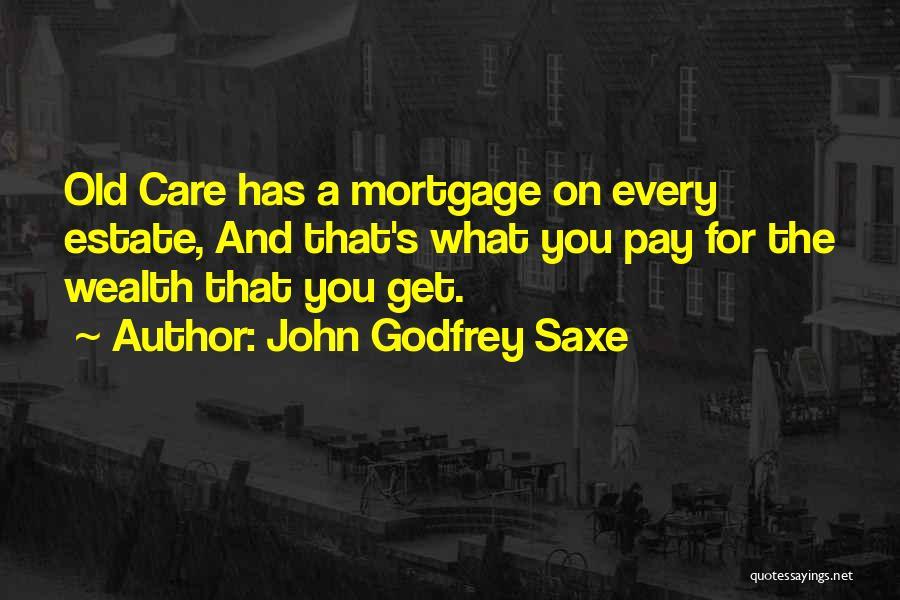 John Godfrey Saxe Quotes 1351382