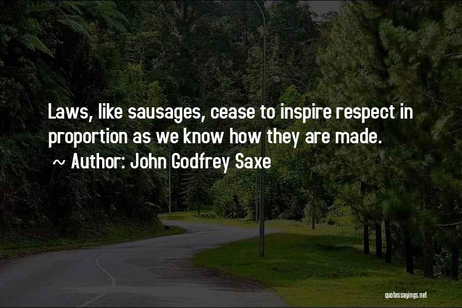 John Godfrey Saxe Quotes 2088717