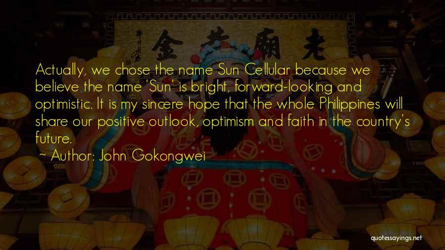 John Gokongwei Quotes 100661